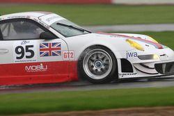 #95 James Watt Automotive Porsche 997 GT3 RSR: Peter Bamford, Matt Griffin et Paul Daniels