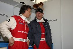Jan Lammers and Fredy Lienhard