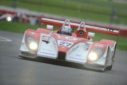 #27 Horag Racing Porsche RS Spyder: Jan Lammers, Didier Theys, Fredy Lienhard