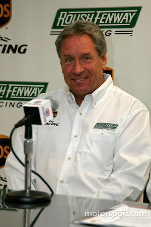 Conférence de presse UPS/Roush Fenway Racing : Jimmy Fenning