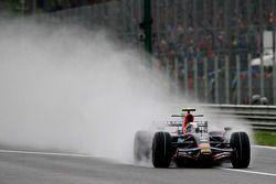 Start: Sebastian Vettel, Scuderia Toro Rosso, in Führung
