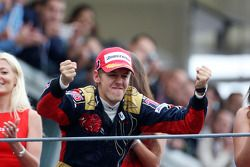 Podium: 1. Sebastian Vettel