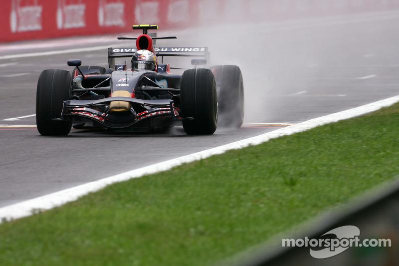 2008: Sebastian Vettel, Toro Rosso-Ferrari STR3