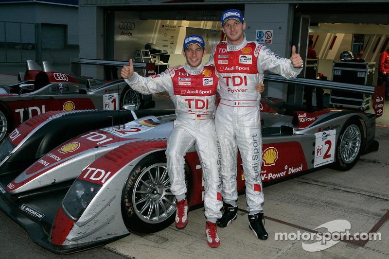 Saison 2008 - LMP1