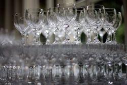 Des verres à vin