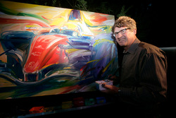 Giorgio Pantano painting