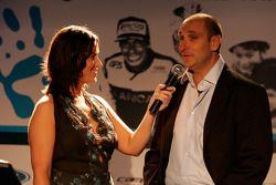 Leigh McKenzie interviews Bruno Michel