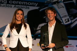 Romain Grosjean e Nanni Rodriguez