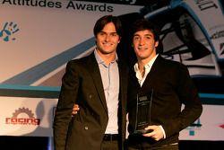 Nelson A. Piquet and Alvaro Parente