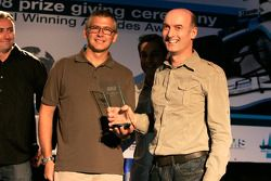 iSport International win best engineered team