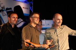 Richard Selwin and iSport collects best engineered Team
