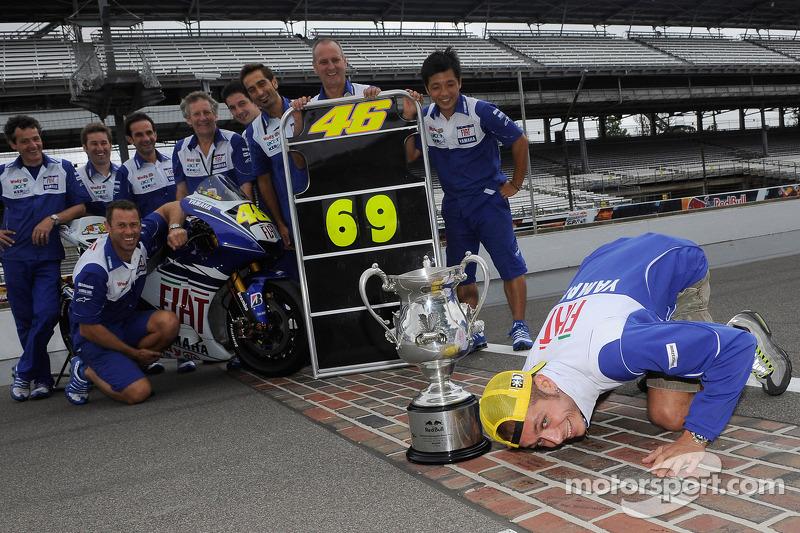69. Gran Premio de Indianápolis 2008