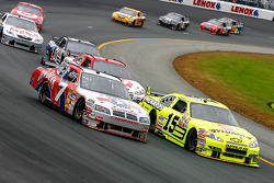 Robby Gordon et Paul Menard