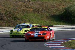 #37 ACA Argentina Ferrari 550 Maranello: Esteban Tuero, Martin Basso