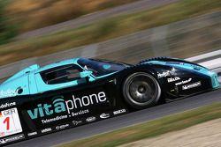 #1 Vitaphone Racing Team Maserati MC 12: Andrea Bertolini, Michael Bartels