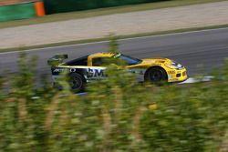 #6 Phoenix Racing Corvette Z06: Mike Hezemans, Fabrizio Gollin
