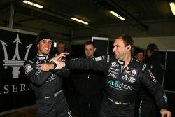 Alexandre Negrao and Michael Bartels