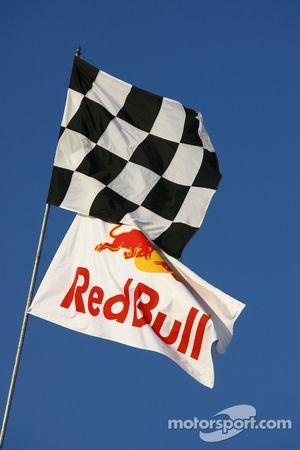 Banderas en Indianapolis Motor Speedway
