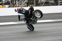 Acrobacias en motocicleta