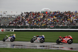 Casey Stoner, Jorge Lorenzo Y Valentino Rossi