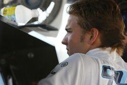 Dani Clos, pilote d'essai, Williams F1 Team