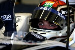 Dani Clos, pilote d'essai, Williams F1 Team, FW30