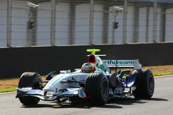 Mike Conway, pilote d'essai, BMW Sauber F1 Team, RA108, KERS