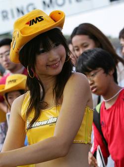 YellowHat girl