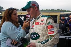 Interview d'après-course pour Dale Earnhardt Jr.