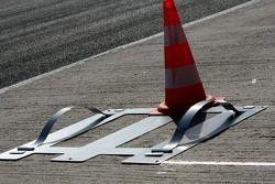 Équipement pour l'utilisation du KERS, McLaren Mercedes