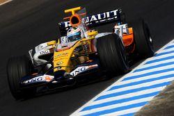 Lucas di Grassi, pilote d'essai, Renault F1 Team, R28