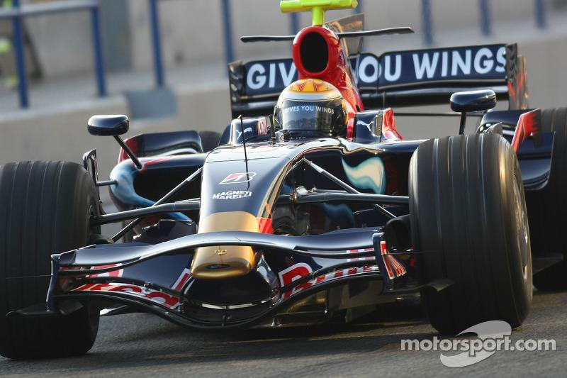 Sebastien Buemi: 55 Grand Prix'nin 15'inden puanla ayrıldı