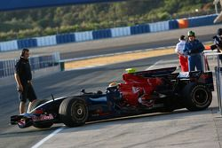 Себастьен Буэми, Scuderia Toro Rosso, STR03