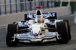 Christian Klien, Testfahrer, BMW Sauber F1 Team, F1.08