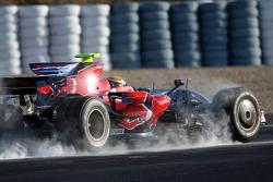 Sébastien Buemi, pilote d'essai, Scuderia Toro Rosso