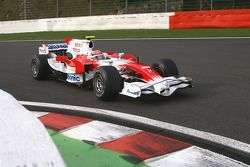 Тимо Глок, Toyota F1 Team, TF108