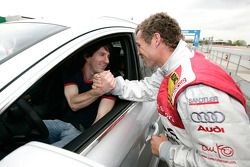 Tom Kristensen and Lionel Messi