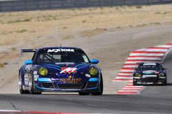 #66 TRG Porsche GT3: Ted Ballou, Spencer Pumpelly, Bryan Sellers