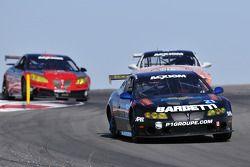 #21 Matt Connolly Motorsports Pontiac GTO.R: Karl Reindler, Romeo Kapudija, Diego Alessi