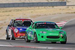 #147 Freedom Autosport Mazda MX-5: Tom Long, Derek Whitis