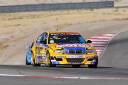 #96 Turner Motorsport BMW M3 Coupe: Matt Alhadeff, Bill Auberlen