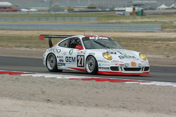 #27 O'Connell Racing Porsche GT3: Kevin O'Connell, Kevin Roush