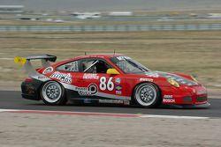 #86 Farnbacher Loles Racing Porsche GT3: Dominik Farnbacher, Leh Keen, Eric Lux