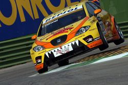 Tom Coronel, Sun Red SEAT Team, SEAT Leon FSI