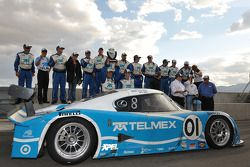 Ganassi Racing: 2008 Rolex Series Daytona Prototype team champions