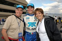 2008 Rolex Series Daytona Prototype drivers champion Memo Rojas