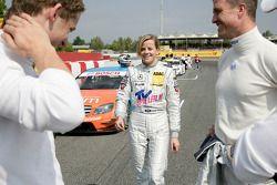Susie Stoddart and Ralf Schumacher