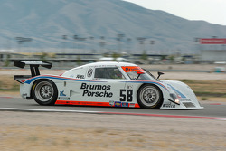 Brumos Racing Porsche Riley n°58 : David Donohue, Darren Law, Buddy Rice