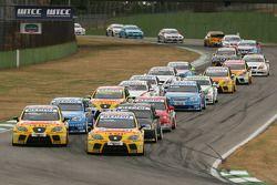 Rickard Rydell, SEAT Sport, SEAT Leon TDI, Yvan Muller, SEAT Sport, SEAT Leon TDI
