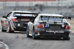 #21 Matt Connolly Motorsports Pontiac GTO.R: Diego Alessi, Matt Connolly